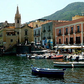 Week cruise to the  Aeolian Islands of Sicily