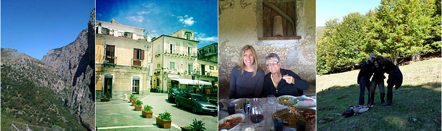 In Italy Tours Calabria Table Tour