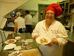 In Italy Tours Rome Cooking Classes