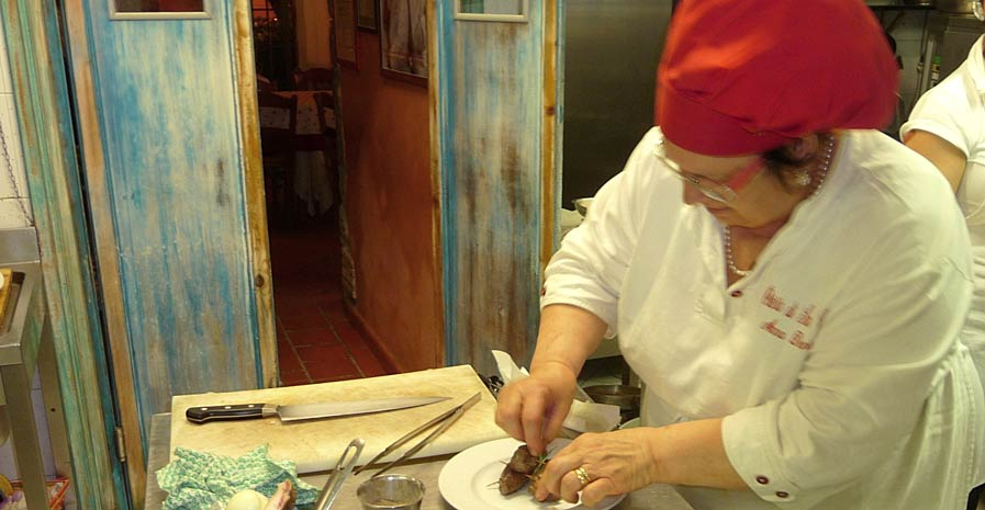 Cooking Classes in Rome with Anna Dente