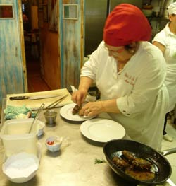 In Italy Tours Pizzo Cooking Lessons