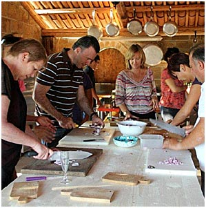 initaly tours cooking class in tropea