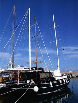 In Italy Tours Aeolian Island Yacht Criuse Vacation