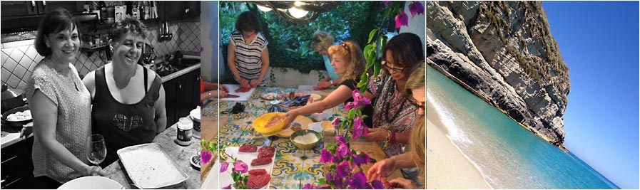 Cooking classes in Calabria