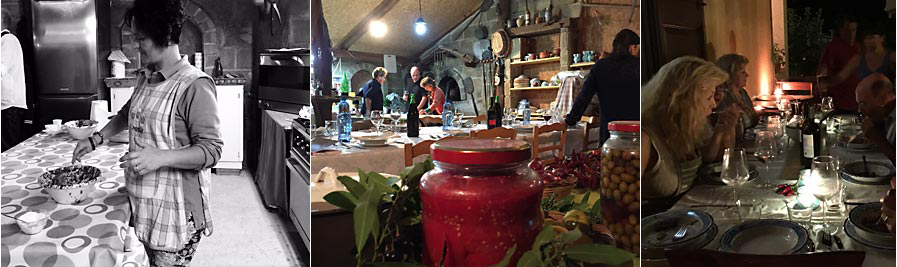 Foodie tours in calabria